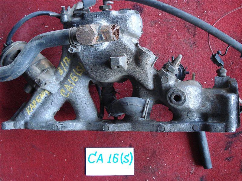 Коллектор впускной Nissan Bluebird RJ910 CA16S