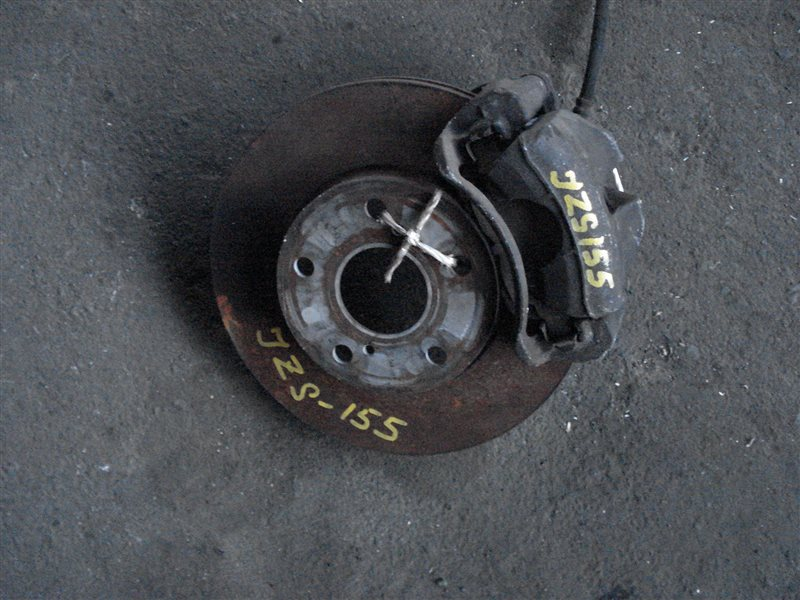 Тормозной диск Toyota Crown JZS155 2JZ-GE передний левый