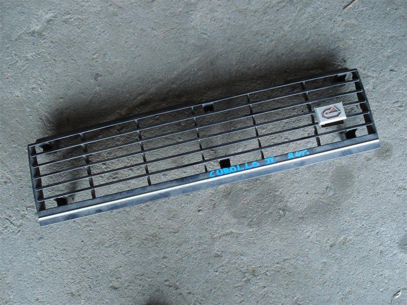 Решетка радиатора Toyota Corolla Ii AL20