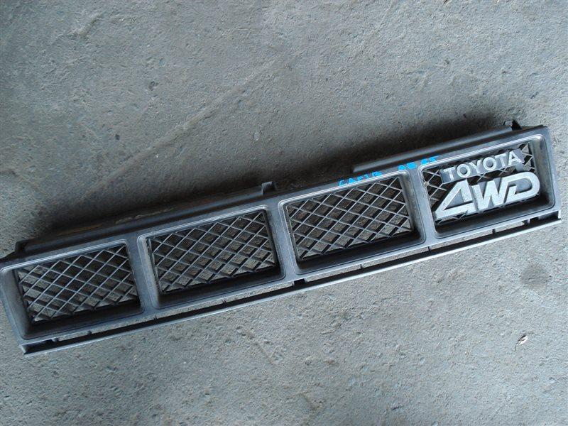 Решетка радиатора Toyota Carib AE85