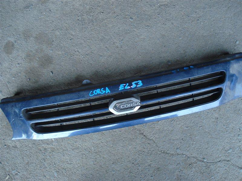 Решетка радиатора Toyota Corsa EL53