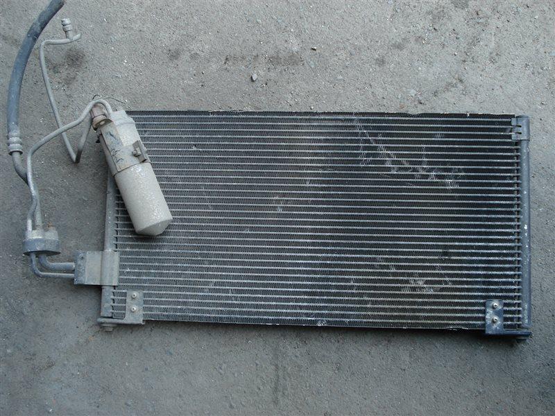 Радиатор кондиционера Mitsubishi Diamante E13A 6G73