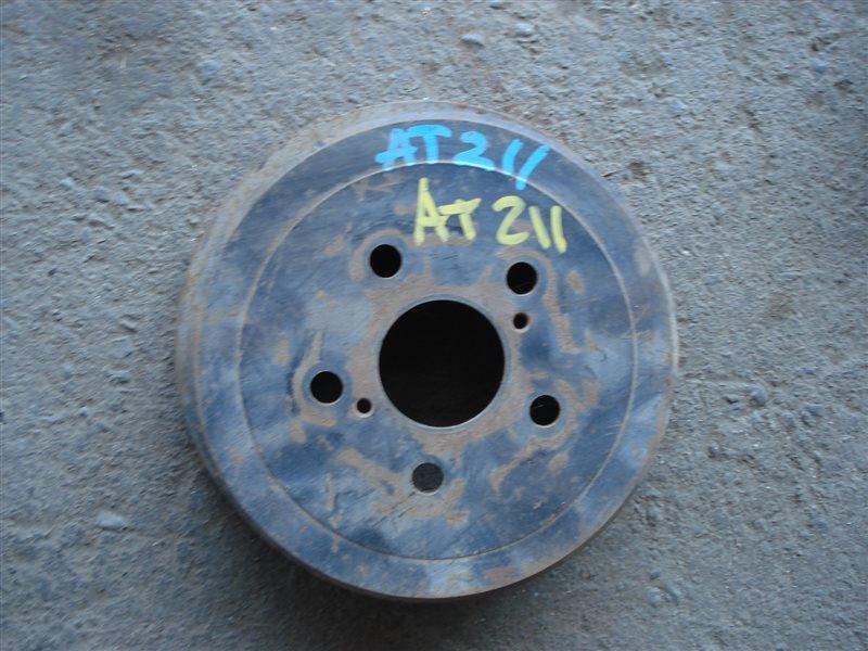 Тормозной диск Toyota Caldina AT211 задний