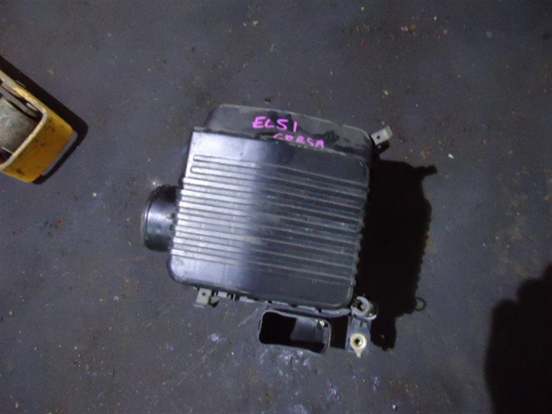 Корпус воздушного фильтра Toyota Corsa EL51 4E-FE