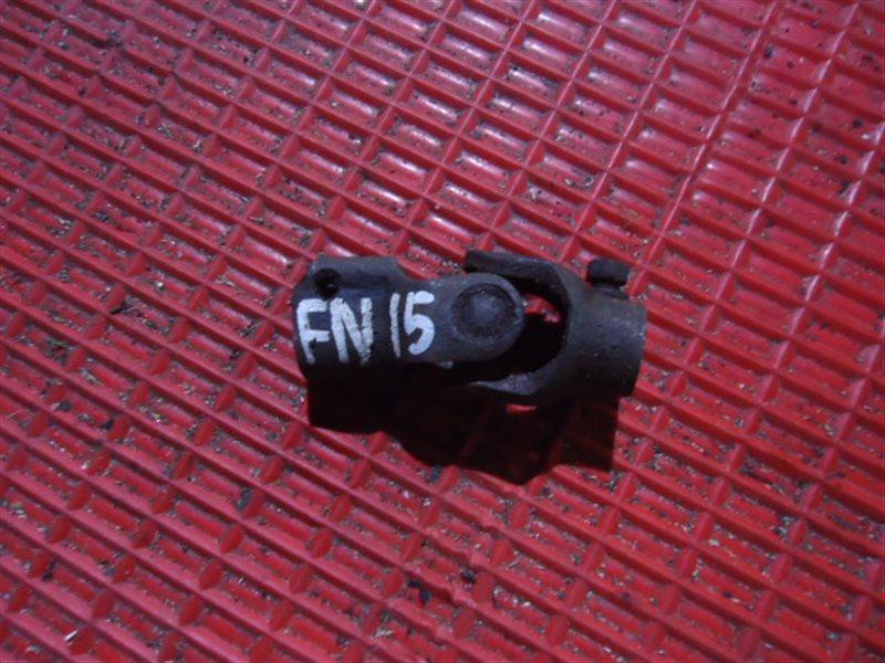 Рулевой карданчик Nissan Pulsar FN15 нижний