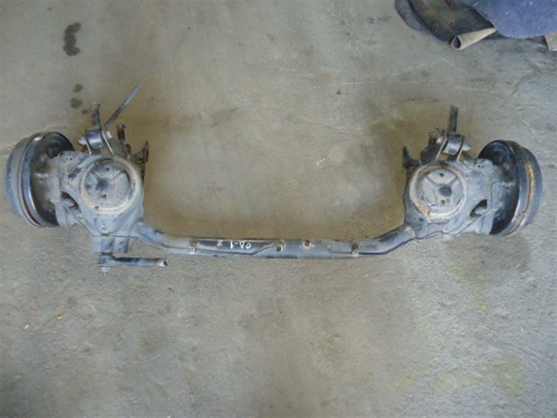 Балка задняя Honda Z PA1 задняя