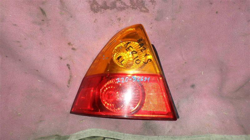 Стоп Suzuki Aerio RA21S задний левый
