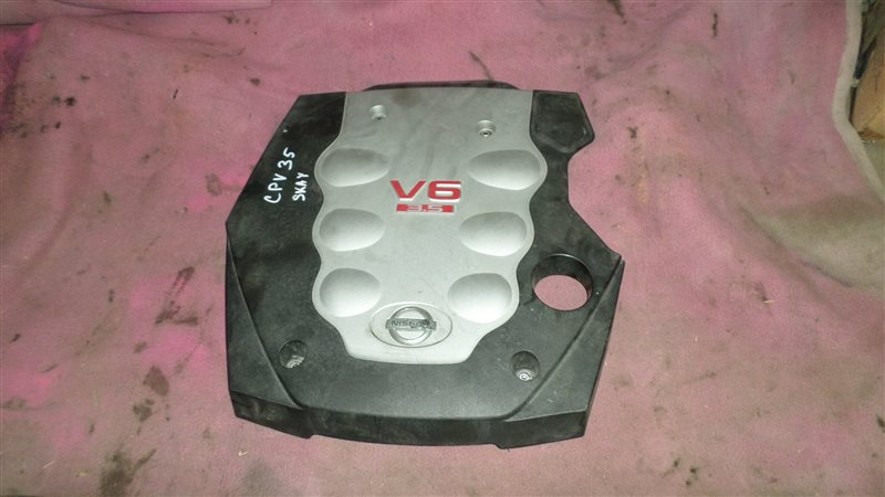 Крышка гбц Nissan Skyline CPV35 VQ35DE