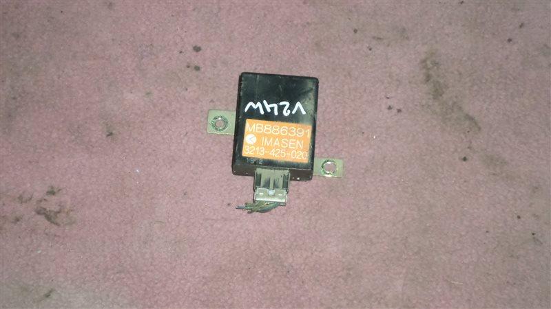Блок управления 4wd Mitsubishi Pajero V24W 4D56-T