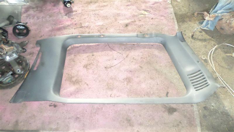 Обшивка салона Mitsubishi Pajero V24W 4D56-T задняя правая верхняя