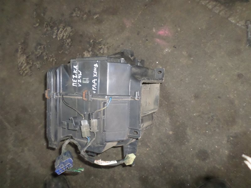 Печка Mitsubishi Pajero V24W 4D56-T