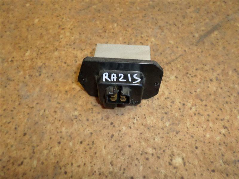 Реостат Suzuki Aerio RA21S M15A