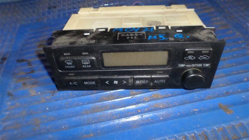 Климат-контроль Toyota Mark Ii Qualis MCV21