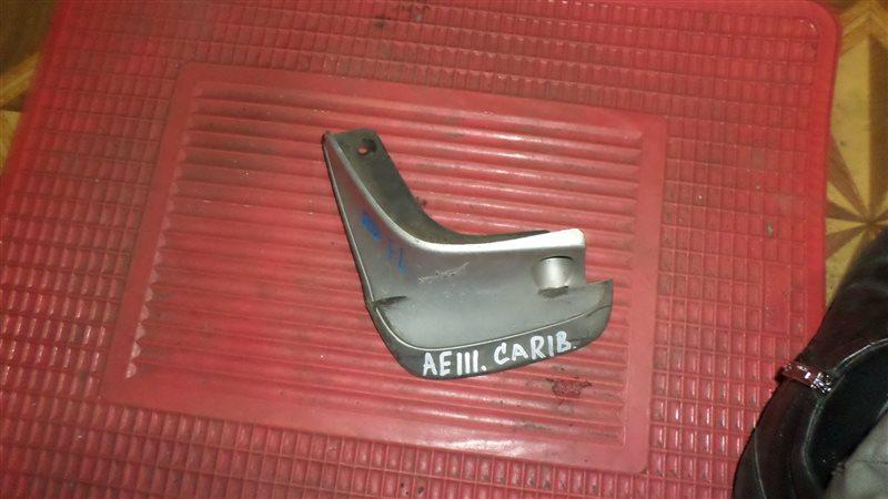 Брызговик Toyota Carib AE111 4A-FE передний левый