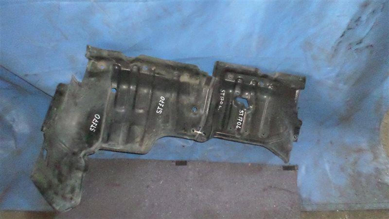 Защита двигателя Toyota Carina ST170 4S-FE