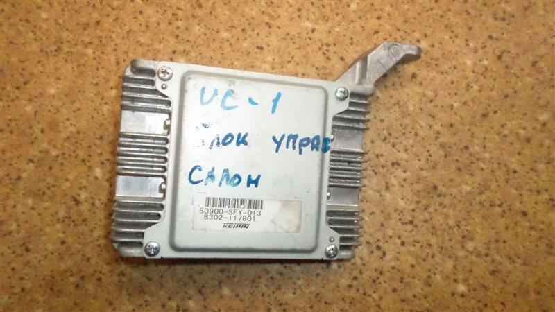 Блок управления Honda Inspire UC1 J30A