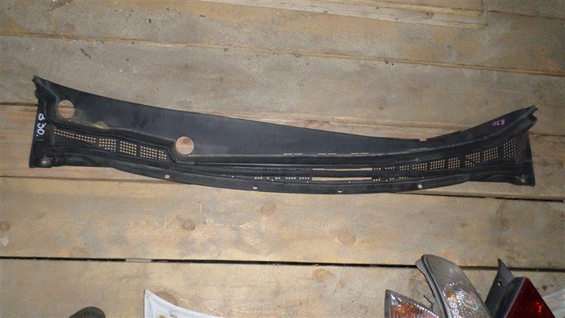 Решетка под дворники Nissan Lafesta B30 MR20 2005
