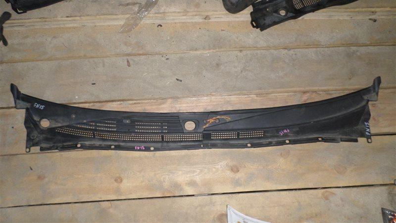 Решетка под дворники Nissan Pulsar FN15 GA15DE