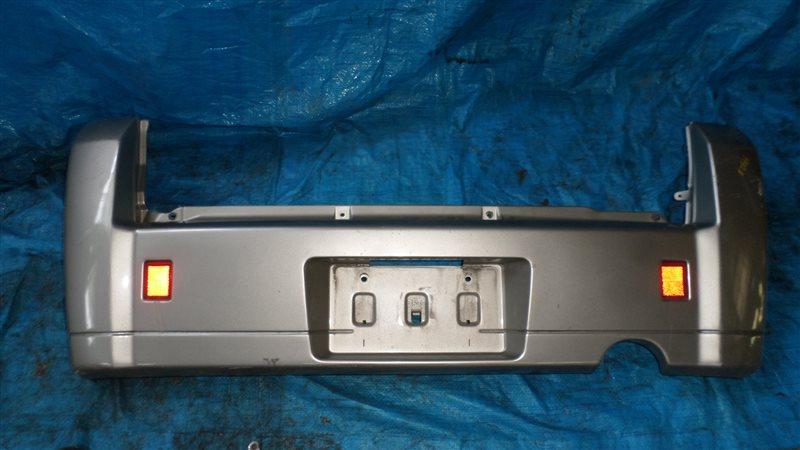 Бампер Mitsubishi Minica H42A 3G83 задний