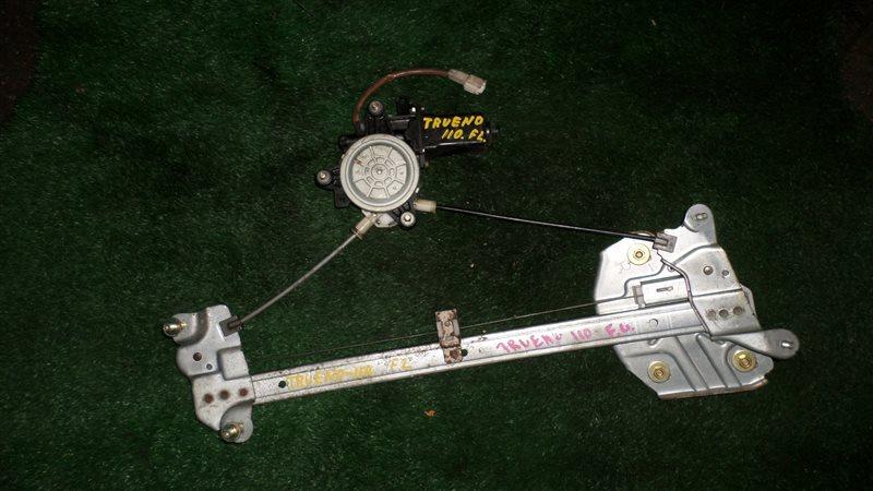 Стеклоподъемный механизм Toyota Trueno AE110 4A-GE передний правый