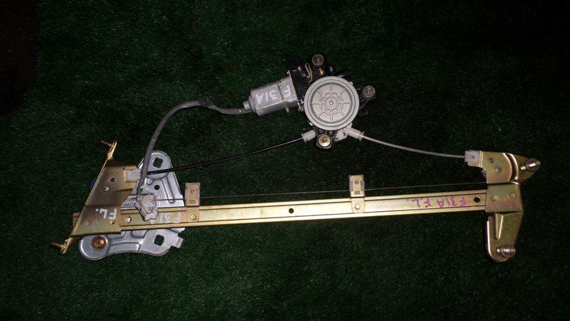 Стеклоподъемный механизм Mitsubishi Diamante F31A 6G73 передний левый