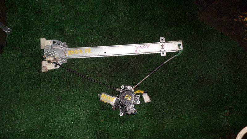Стеклоподъемный механизм Suzuki Aerio RD51S M18A передний правый