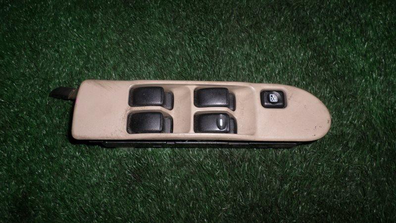 Блок управления стеклами Mitsubishi Minica H42A 3G83 передний правый