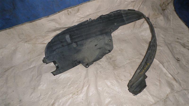 Подкрылок Subaru Traviq XM220 Z22SE передний левый