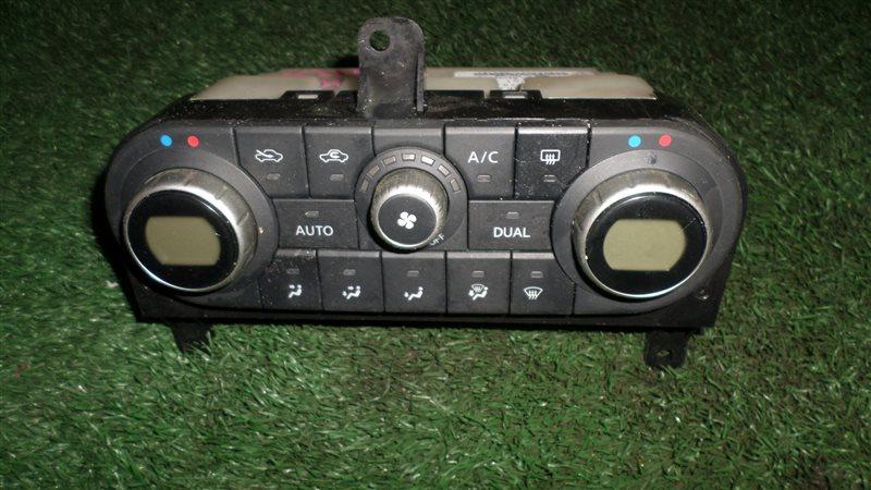 Климат-контроль Nissan Dualis KJ10 MR20DE