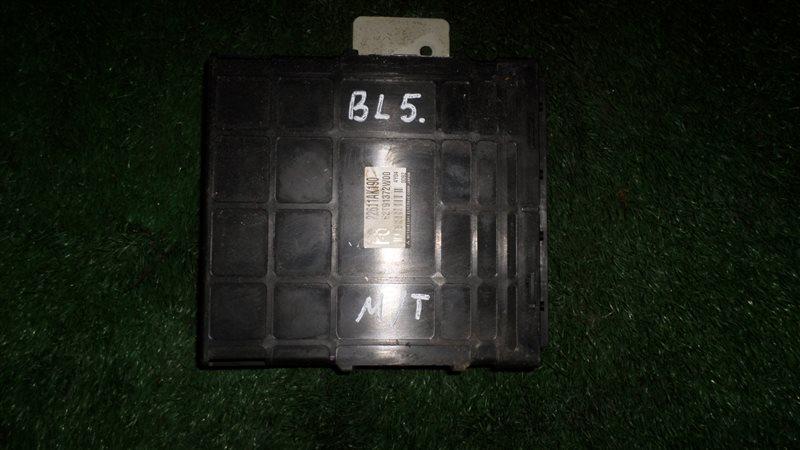 Блок efi Subaru Legacy B4 BL5 EJ20