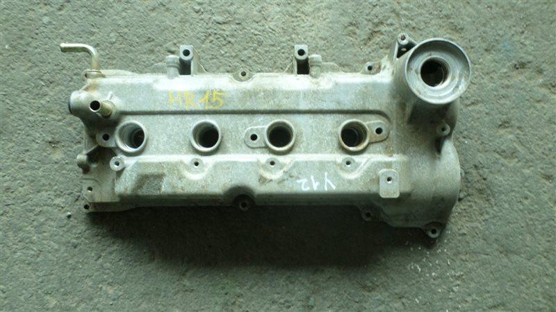 Клапанная крышка Nissan Wingroad Y12 HR15DE