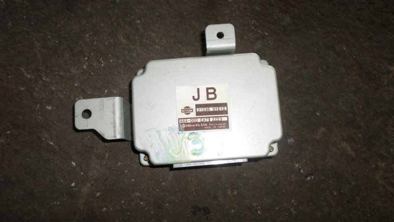 Блок efi Nissan Teana J31 VQ23DE