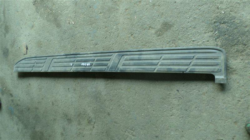 Порог Toyota Land Cruiser Prado GRJ150 левый верхний