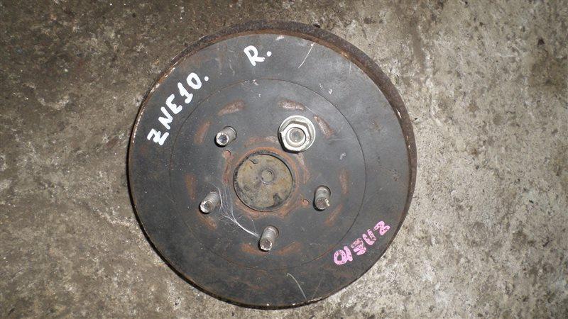 Тормозной диск Toyota Wish ZNE10 1ZZ-FE задний правый