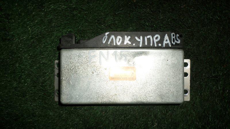 Блок управления abs Nissan Pulsar FN15 GA15DE