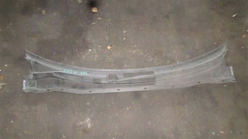 Решетка под дворники Mitsubishi Airtrek CU2W 4G63