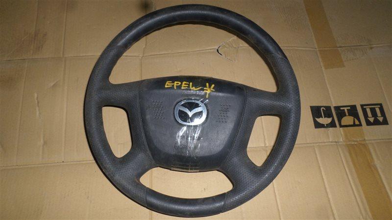 Руль Mazda Tribute EPEW YF