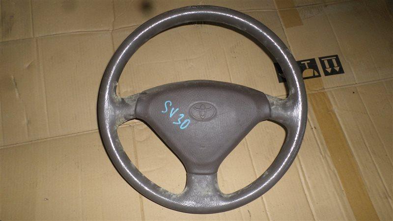 Руль Toyota Camry SV30 4S-FE
