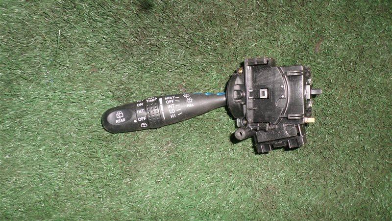 Переключатель поворотов Toyota Voltz ZZE138 1ZZ-FE левый
