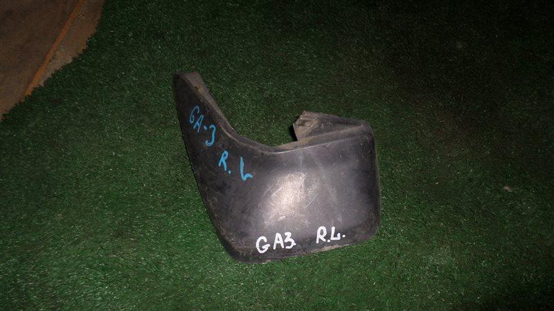 Брызговик Honda Logo GA3 D13B задний левый