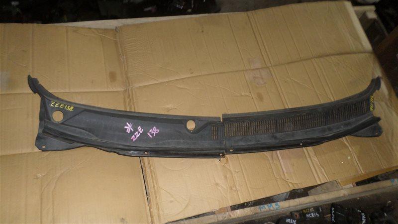 Решетка под дворники Toyota Voltz ZZE138 1ZZ-FE