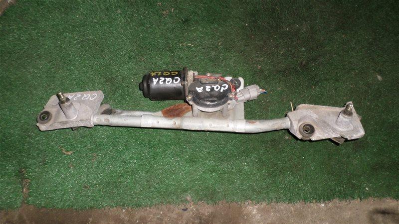 Мотор стеклоочистителя Mitsubishi Dingo CQ2A 4G15 передний