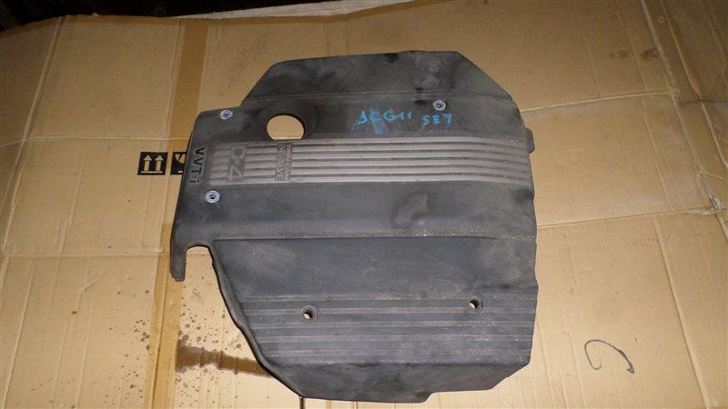 Крышка двигателя Toyota Progres JCG11 2JZ-FSE