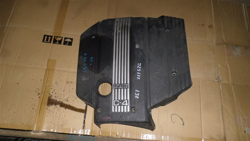 Крышка двигателя Toyota Crown JZS171 1JZ-FSE