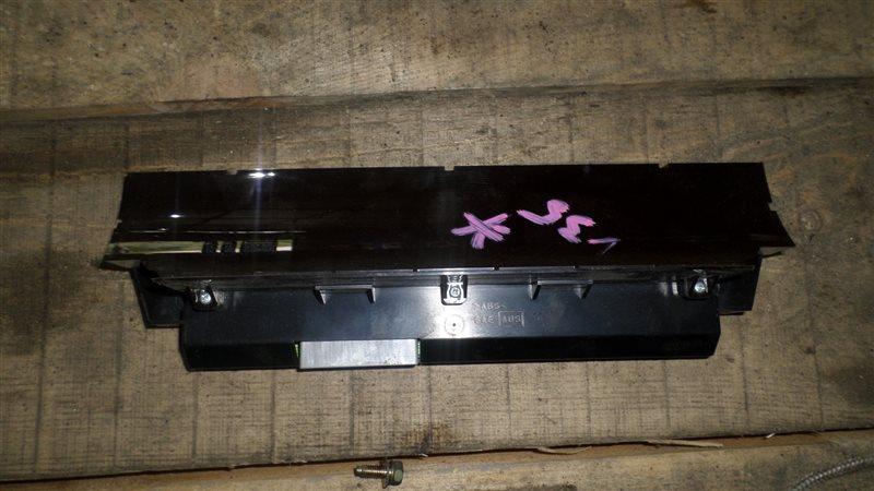 Часы Nissan Skyline V35 VQ25DD