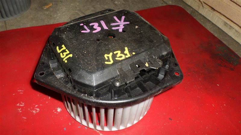 Мотор печки Nissan Teana J31 VQ23DE