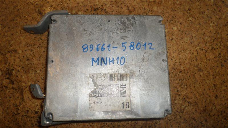 Блок efi Toyota Alphard MNH10 1MZ-FE