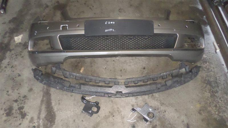 Бампер Mercedes-Benz C-Class W204 2009 передний