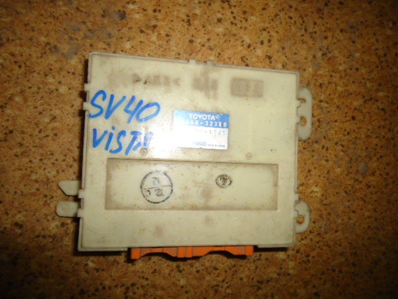 Блок управления кондиционера Toyota Vista SV40 4S-FE