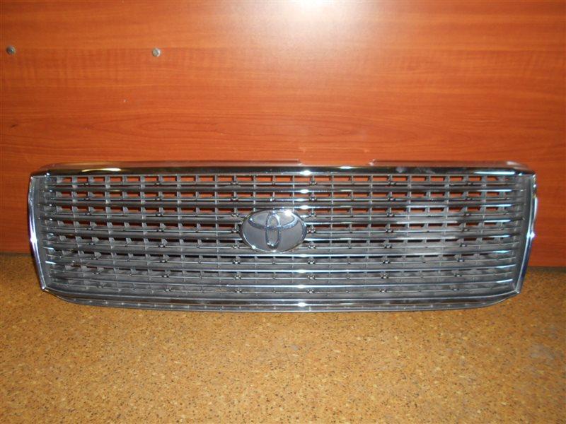 Решетка радиатора Toyota Crown Comfort YXS11